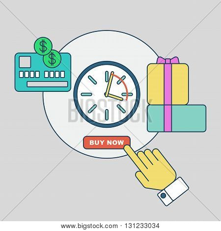 Online Shopping Rapid Order Processing
