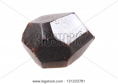 Brown Garnet Mineral