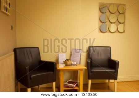 Waiting Room Brown