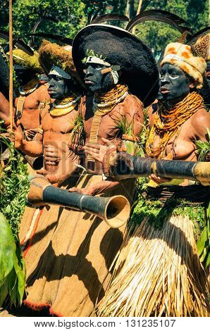 Music In Papua New Guinea