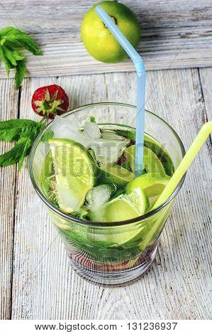 Mojito Alcoholic Drink