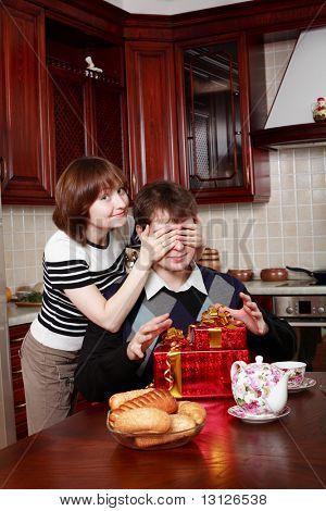 Antecedentes familiares: segurança para casa, a família,