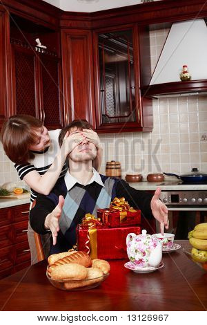 Antecedentes familiares: casa, família, presente