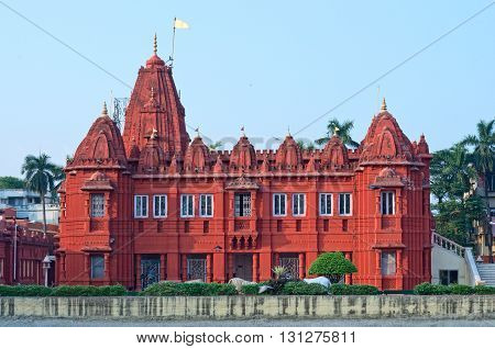 Shree Digambar Jain Parasnath Mandir Belgachia, Kolkata