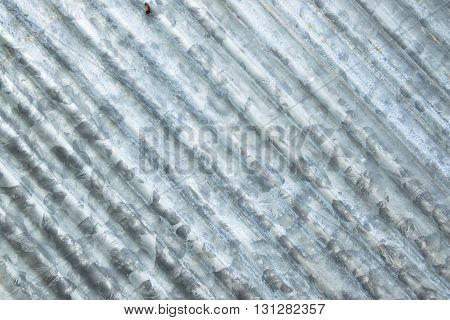 galvanized sheet  for texture  background, corrugated background