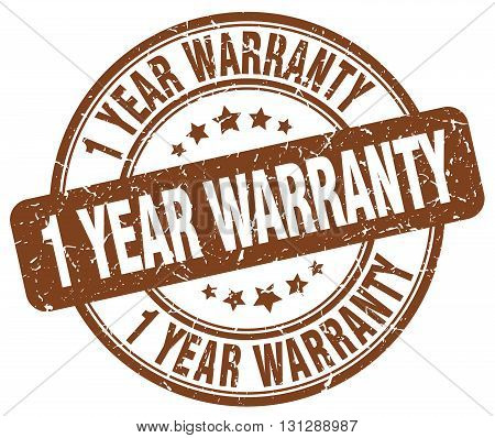 1 year warranty brown grunge round vintage rubber stamp.1 year warranty stamp.1 year warranty round stamp.1 year warranty grunge stamp.1 year warranty.1 year warranty vintage stamp.