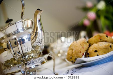 Cream - Tea
