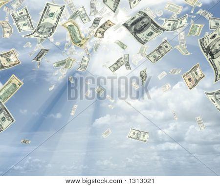 Regen van Dollars