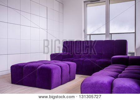 Comfortable Furniture In Living Room