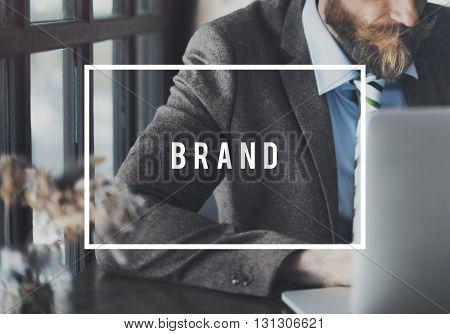 Brand Branding Copyright Label Logo Profile Sign Concept