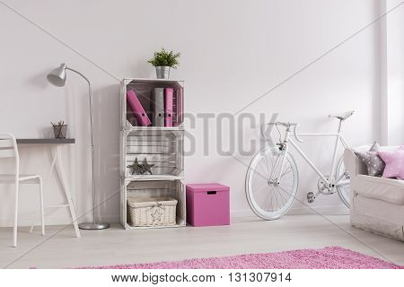 Room In Vintage Style Always Trendy
