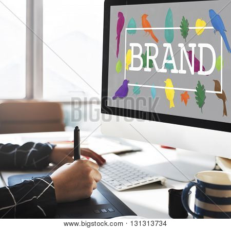 Brand Branding Trademark Logo Copyright Concept