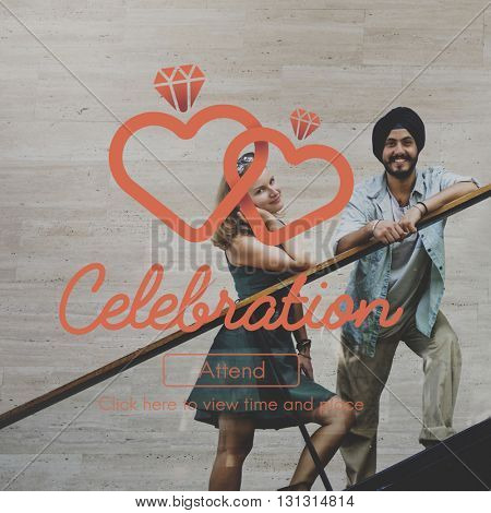 Celebration Celebrate Anniversary party Occasion Concept