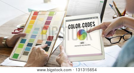 Color Creativity Color Codes Color scheme Concept