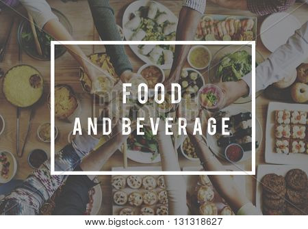 Food Beverage Dining Nourishment Organic Concept