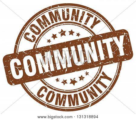 community brown grunge round vintage rubber stamp.community stamp.community round stamp.community grunge stamp.community.community vintage stamp.