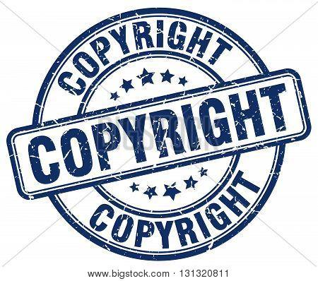 copyright blue grunge round vintage rubber stamp.copyright stamp.copyright round stamp.copyright grunge stamp.copyright.copyright vintage stamp.