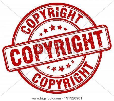 copyright red grunge round vintage rubber stamp.copyright stamp.copyright round stamp.copyright grunge stamp.copyright.copyright vintage stamp.