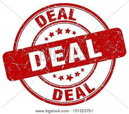 deal red grunge round vintage rubber stamp.deal stamp.deal round stamp.deal grunge stamp.deal.deal vintage stamp.