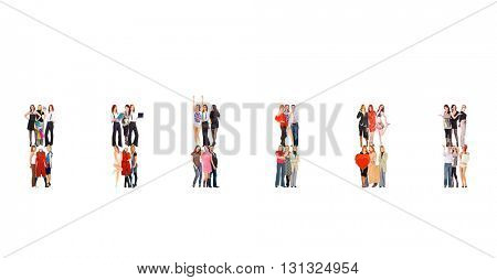 Business Picture Workforce Concept