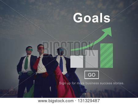 Goals Mission Objectives Target Graphics Concept