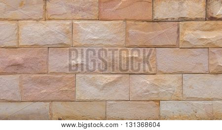 stone wall tiles random pattern abstract background