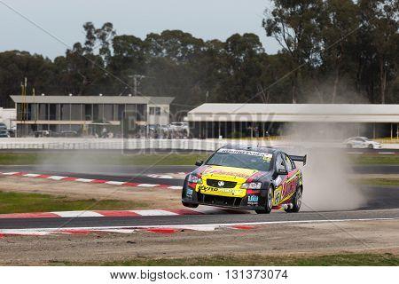 V8 Supercars, Winton, Australia