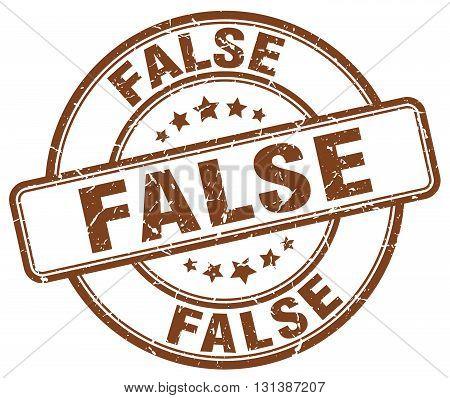 false brown grunge round vintage rubber stamp.false stamp.false round stamp.false grunge stamp.false.false vintage stamp.