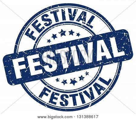 festival blue grunge round vintage rubber stamp.festival stamp.festival round stamp.festival grunge stamp.festival.festival vintage stamp.