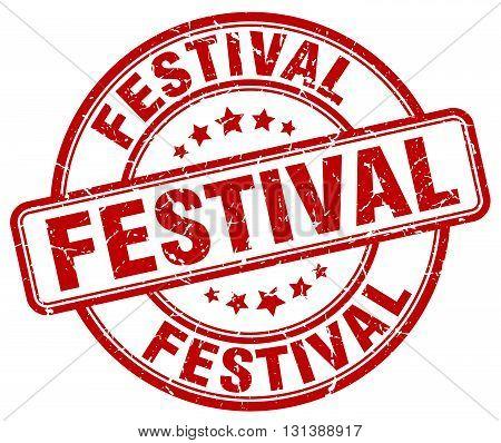 festival red grunge round vintage rubber stamp.festival stamp.festival round stamp.festival grunge stamp.festival.festival vintage stamp.