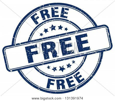 free blue grunge round vintage rubber stamp.free stamp.free round stamp.free grunge stamp.free.free vintage stamp.