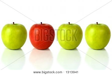 Apples - Standing Out From The Crowd