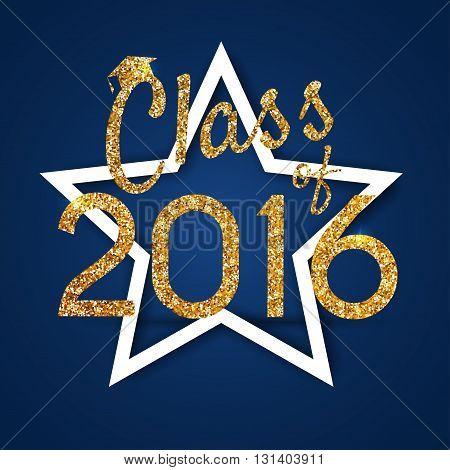 Congratulations On Graduation 2016 Class Of. Graduation Party, Congrats, Celebrate, High School / Co