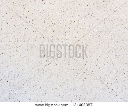 Closeup of a white wall texture