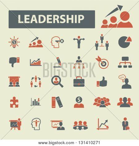leadership icons