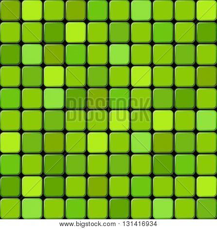 Abstract background of different color blocks. Template for a text