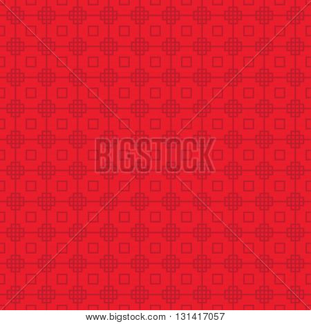 Seamless pattern. Chinese ornament. Vector illustration EPS10