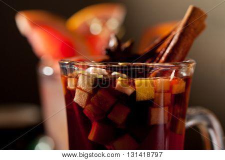 Various Alcoholic Freshness Cocktail