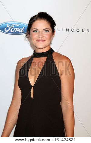 LOS ANGELES - MAY 24:  Marika Dominczyk at the 41st Annual Gracie Awards Gala at Beverly Wilshire Hotel on May 24, 2016 in Beverly Hills, CA