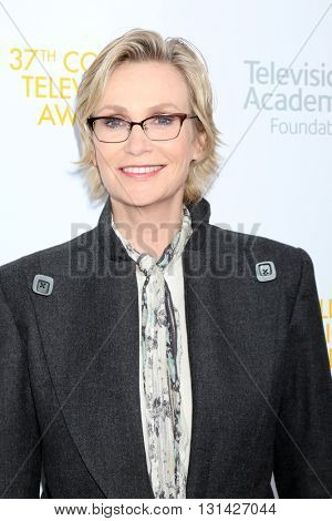 LOS ANGELES - MAY 25:  Jane Lynch at the 37th College Television Awards at Skirball Cultural Center on May 25, 2016 in Los Angeles, CA