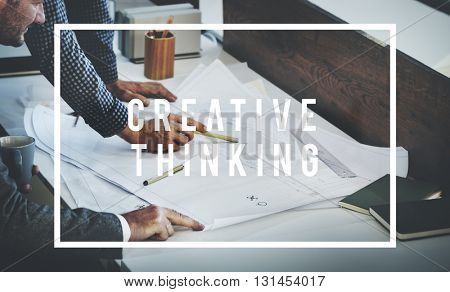 Creative Thinking Imagination Innovate Concept