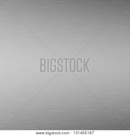 Grey Metal texture background. Vector illustration eps