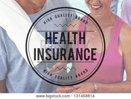 Health Insurance Illness Security Healthcare Concept
