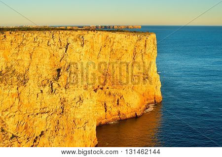 Portugal West Coast Landscape