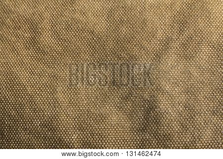 the texture of the bag from the fibers background