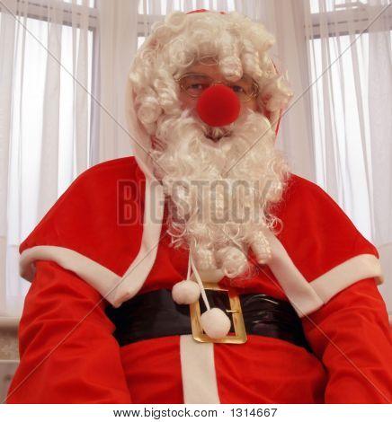 Santa Red Nose
