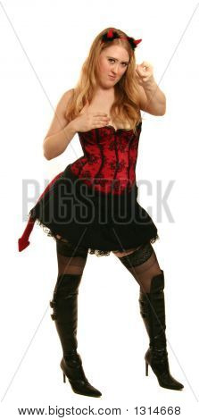 Devil Woman Calling