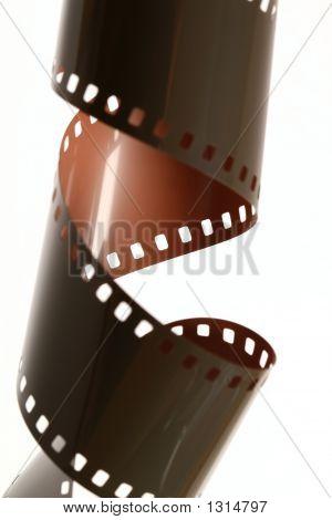 Twisted 35Mm Film