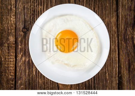 Breakfast (fried Eggs)