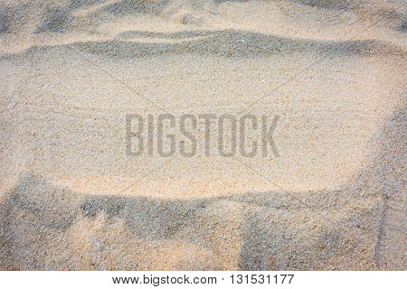 Sand Sign For Writing On The Beach